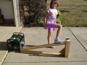 Step-n-Start – a Motor Pull-Starting Assist for Those That Need a Little Help