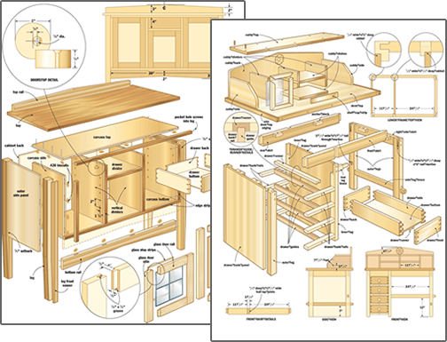 Woodworking Plans image